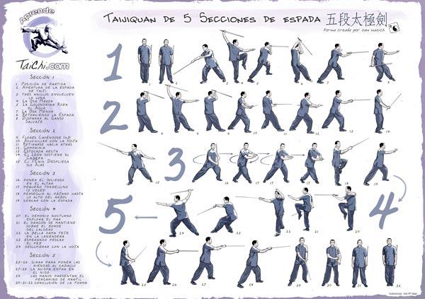 Material del Curso de Técnico en Tai Chi para la Salud