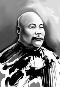 Yang Chengfu por José María Velasco