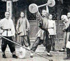 artistas marciales